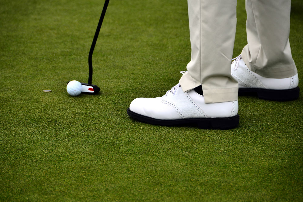 TRUE linkswear Men's True Sensei Golf Sneakers Review